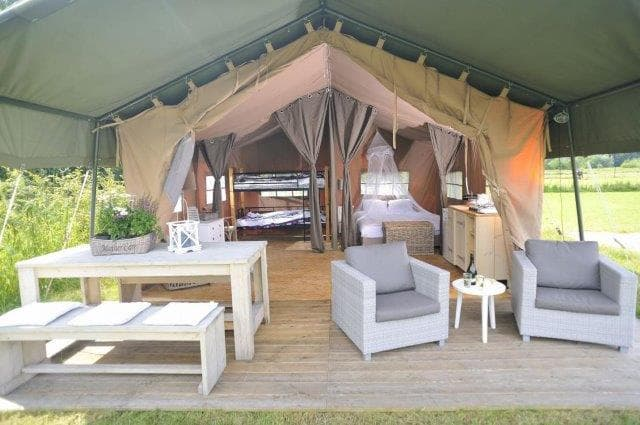 Camping De Boshoek - Voorthuizen