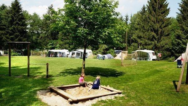 Camping Landgoed Molecaten - Hattem